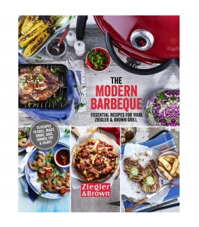 The Modern Barbeque Cook Book