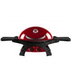 Twin Grill in Chilli Red