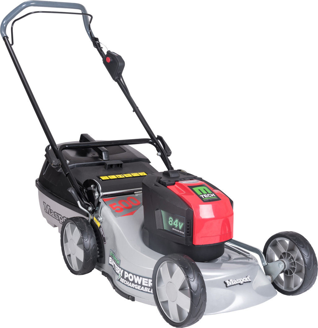 M-TECH® Battery Mowers